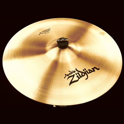 "Avedis 18"" Medium Crash."