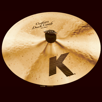 "K Custom 14"" Dark Crash."