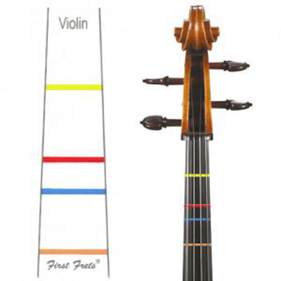First Fret For Violin And Viola.
