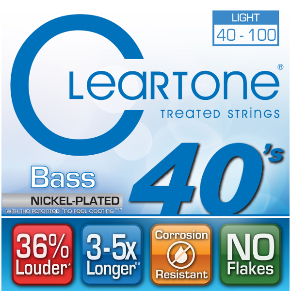 Cleartone Bass Strings