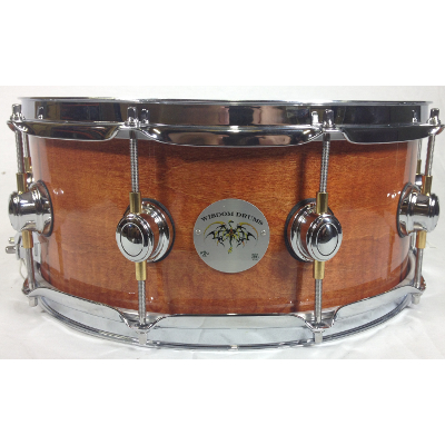 Wisdom Curly Maple Snare.